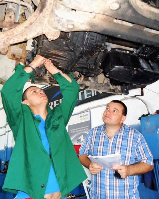 Cursuri calificare gratuite sau cu plata Mecanic auto (1)